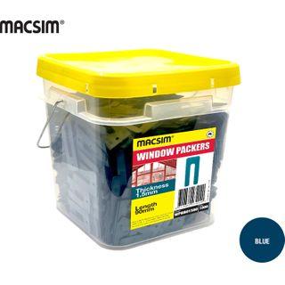 1.5 X 90MM BLUE WINDOW PCK BIG BUCKET