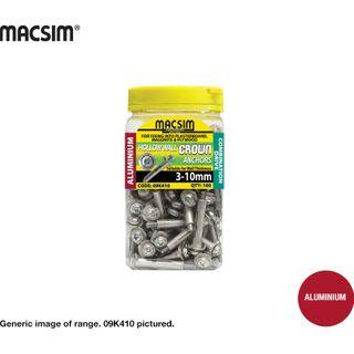 6.5mmx3-10mm CROWN ANCHOR JAR