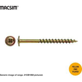 10gx60mm CABINET SCREWS - YZ