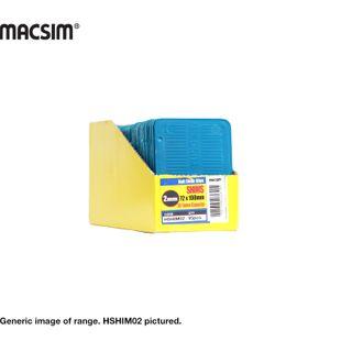 72x100x2 BLUE PANEL SHIM