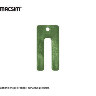 3.2MM X 75MM GREEN WINDOW PACKERS BOX