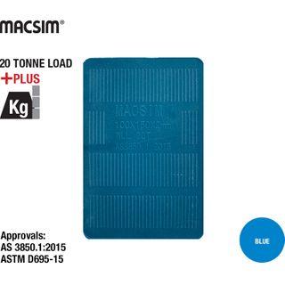150x100x2 BLUE PANEL SHIM