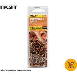 6-18 x 20mm DRYWALL YZ S/P