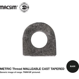 M10 (3/8)  TAPER WSH MAL. PLN