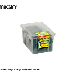 3.2X75MM WINDOW PCK. Q PK.