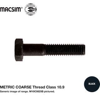 M8 X 30   10.9 COARSE H/T B/O