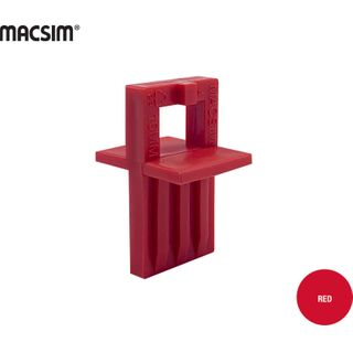 DECK SPACER  FOR WOOD DECKS 10MM RED