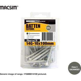 14x125 C3 GAL BATTEN SCREWS BP