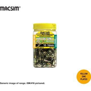 8mmx10-16mm HOLLOW WALL ANCHOR