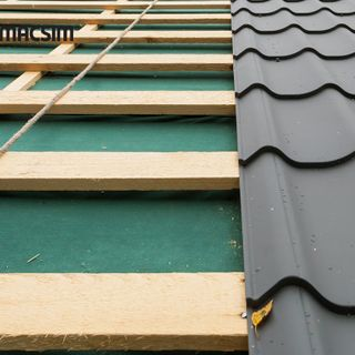 Roofing to Timber