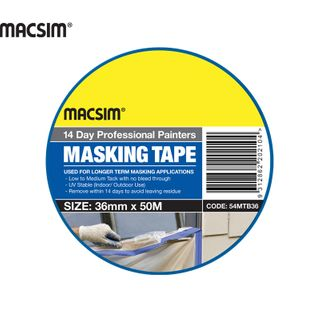 14 day UV Masking Tape