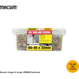 6x32 BUGLE SD SQ/PACK 1000