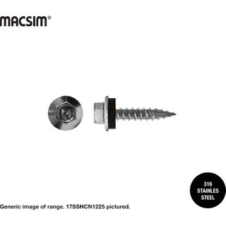 12x25mm SS HWF/NEO TYPE 17 SCR