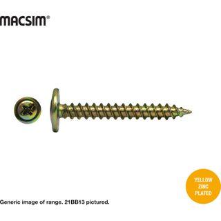 8g X 16mm BUTTON DRYWALL SCREW