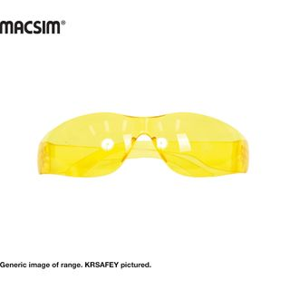 YELLOW SAFETY LENSES