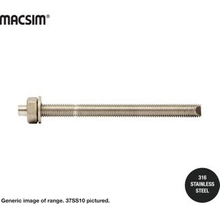 12mm 316 SS CHEM. ANCHOR STUD