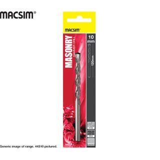4 x 75mm Masonry Drills
