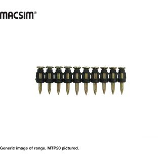 25MM MACTRACK PIN/FUEL CELL