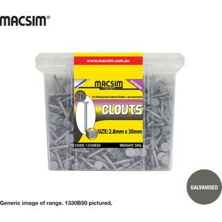 30MM GAL.CLOUTS 5.0KG