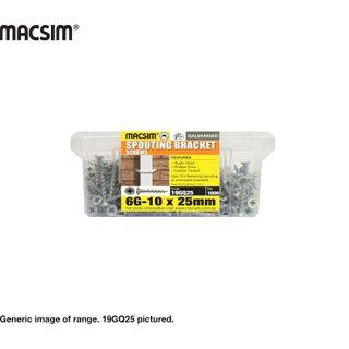 6gx25mm SPOUT BRACKET SCR PAIL