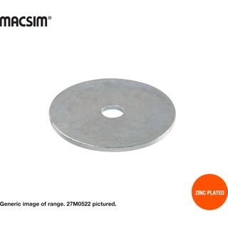 1/8 x 5/8 MUDGUARD WASHER
