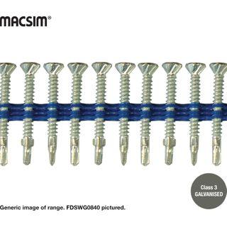 8Gx45MM FD WINGED GAL SDS SCR
