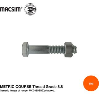M 5 X 30 8.8 CRS H/T B/N ZNC