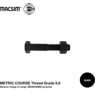 M 6 X 30    8.8 COARSE H/T B/N