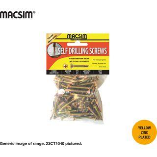 10-24x50 CSK DRILL POINT SCREW