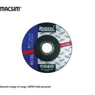 115x22mm METALCUT-OFF WHEEL