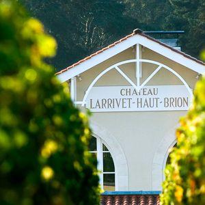 Ch Larrivet Haut Brion