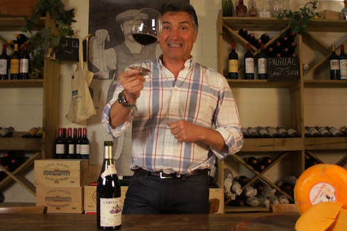 #wineofthemonth with Jean-Christophe | July 2018