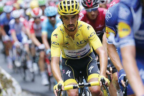 Tour de France Week 1 Overview