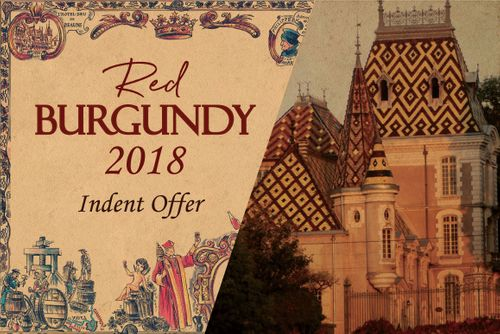 Red Burgundy 2018 Indent