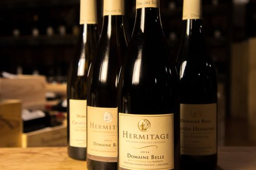 New to the Cellar - Domaine Belle