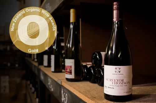 Proud supporter of Domaine Thomson!