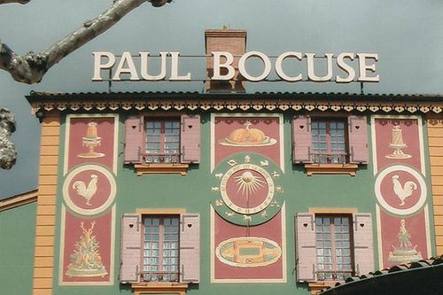 Paul Bocuse, a culinary legend