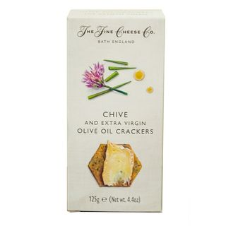 Crackers Chives/ExtraVirgin OliveOil125g