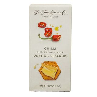 Crackers Chilli/ExtraVirgin OliveOil125g