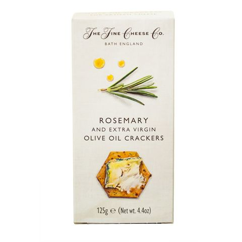 Crackers Rosemar/ExtraVirginOliveOil125g