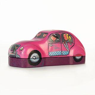 La Trinitaine Palets 2CV Box 130g - Pink