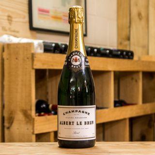 Champagne Cuvee Reserve Brut NV
