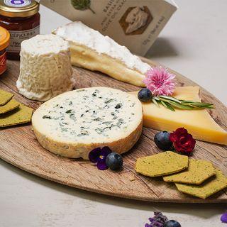 Festive Cheese Board