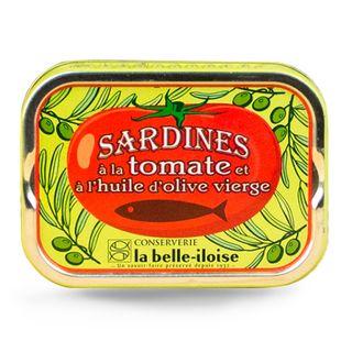 Belle Iloise Sardines Oil/Tomato 115g