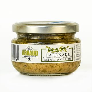 Arnaud Provencal Green Olive Tapenade 120g