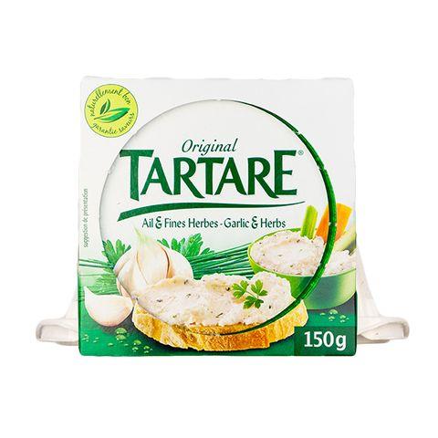 Tartare Garlic & Herbs 150g