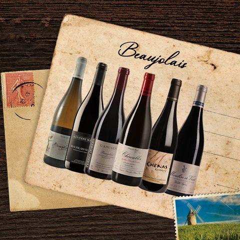 Beaujolais 6 Pack