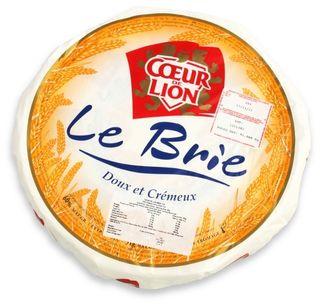 Brie Coeur de Lion a la coupe