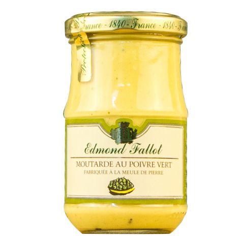Fallot Dijon Mustard 210g