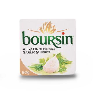 Boursin Garlic & Herbs 80g